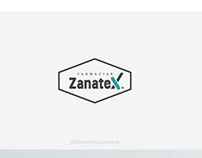 Zanatex - Naming and Logo