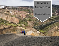 Summer Hiking Tips