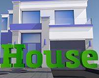 THE HOUSE 3D
