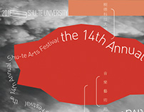 The 14th annual SHU-TE art festival