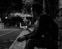 La soledad en la espera