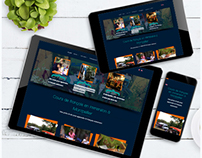 09 - Website Design for Mediterranezvous School