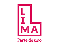 New identity for the city of Lima