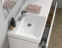 Vista Washbasins