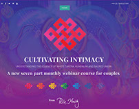 Rita Hraiz - Webinar Landing Page