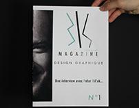 3/4 Magazine - Édition