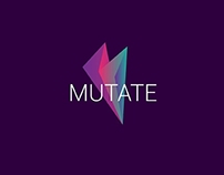 MUTATE app design for tablets
