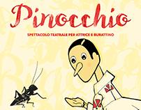 PINOCCHIO - Spettacolo teatrale