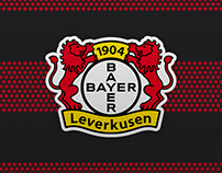 B. Leverkusen x Umbro