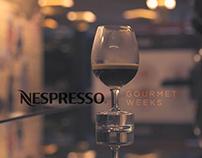 Nespresso Gourmet Weeks'16 (Spot)