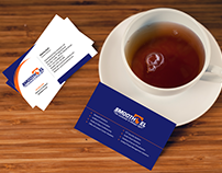CORPORATE BUSINESS CARDS DESIGN.