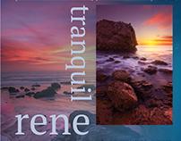 Seascape Magazine layout