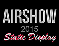2015 Australian Airshow - Static Displays