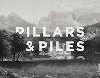 Pillars & Piles - Series Artwork