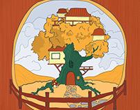 Pasture Palooza Poster Concepts