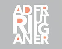 Adrian Frutiger Booklet