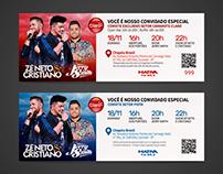 Divulgação Show | Zé Neto e Cristiano
