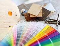 Current career focus: woodwork/home decor design!