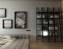 Apartment in St. Petersburg. 100 m2 - 2014