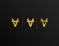 Alphadeath Logo Design and Illustration