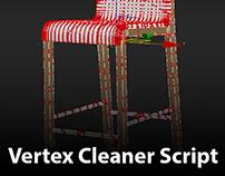 Vexter Cleaner | Useful script for 3dsMax