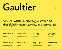 Gaultier – Type Family