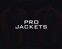 Pro Gaming Jackets
