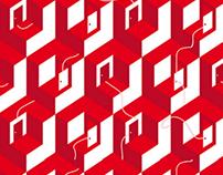 FIAT LOUNGE | Wallpaper Design