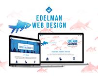 Web Design - Edelman Colombia Web Site