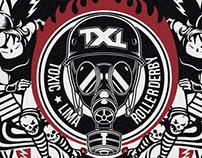 Flyer Toxic Lima