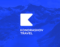 Kondrashov travel Branding