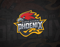 Mascot for Phoenix Dance Studio