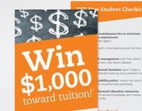 TCF Bank Student Checking Sweepstakes