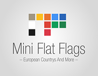Mini Flat Flags
