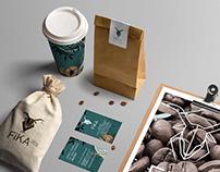 Fika Coffee House Branding