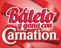 Bátelo y gana | Propuesta Carnation