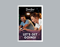 David Lloyd Welcome Brochure