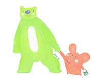 pig&bear
