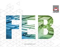 Tepe Prefabrik Calendar & Agenda