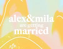 ALEX & MILA