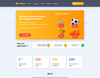 LateStore - Web Design