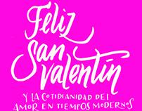 SAN VALENTIN Y LA COTIDIANIDAD