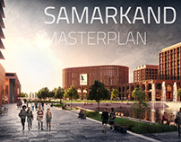 Samarkand Master Plan Project