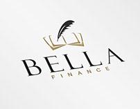Logo dla biura rachunkowego Bella Finance