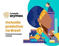 Arymax | Inclusão Produtiva no Brasil