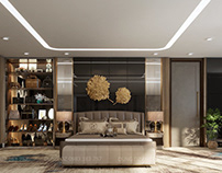 MASTER BEDROOM PENT HOUSE 999 - 20.000$/NIGHT