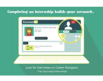 Internship Marketing Campaign