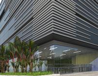 Modern Office Complex