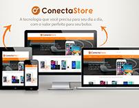 E-commerce Conecta Store