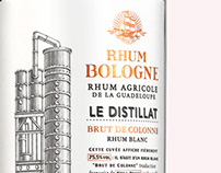 Rhum Bologne, Le Distillat